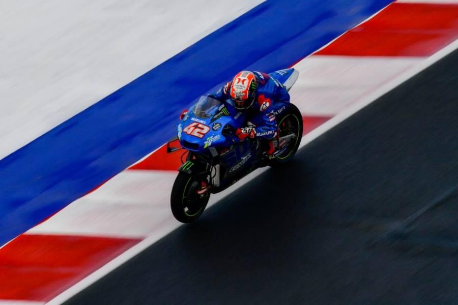 """MotoGP, Alex Rins: """"Ero molto vicino alla Q2, speriamo in una gara asciutta"""""""