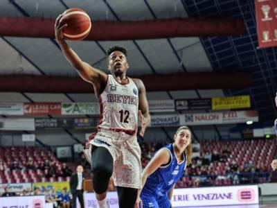 Basket femminile, Eurolega 2021-2022: Reyer Venezia battuta in casa dalle spagnole dell'Averida