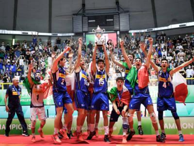 Volley, l'Italia vince i Mondiali U21. 4 azzurri titolari in SuperLega! Dove giocano Michieletto e compagni?
