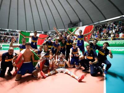Volley, Mondiali Under 21: premi individuali e Dream Team. 5 azzurri fanno festa, Michieletto MVP
