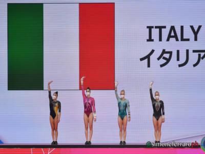 Ginnastica, Mondiali 2021: Italia con 2 Finali di Specialità diverse e con 2 azzurre, evento raro. I precedenti