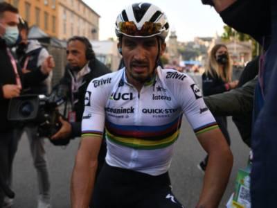 """Julian Alaphilippe sul Tour de France 2022: """"Il percorso mi piace, ci sono opportunità per me. Maglia gialla? Difficile"""""""