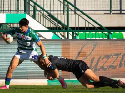"""Rugby, Benetton Treviso: Menoncello """"Lavorare sull'aspetto mentale per vincere le partite da vincere"""""""