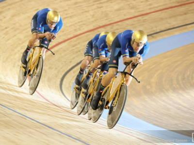 Ciclismo su pista, quanti soldi ha guadagnato l'Italia con l'oro mondiale nell'inseguimento a squadre. I premi degli azzurri
