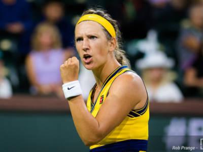 WTA 1000 Indian Wells 2021: è Azarenka-Ostapenko la prima semifinale