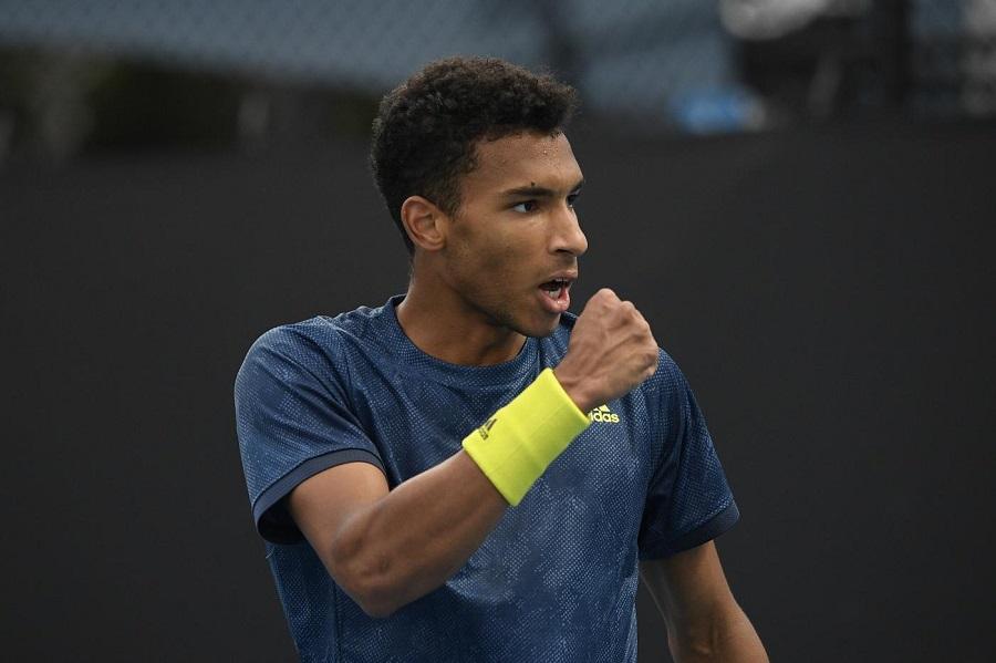 Tennis, ATP Vienna 2021: Auger Aliassime rimonta Norrie e si qualifica per i quarti di finale