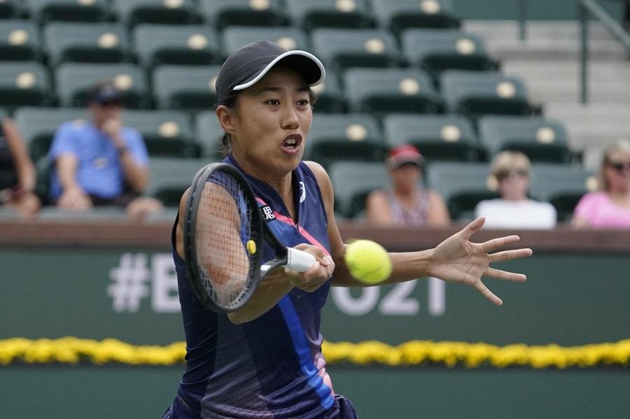 Tennis, WTA Courmayeur 2021: Jessica Pieri sconfitta nettamente dalla cinese Zhang