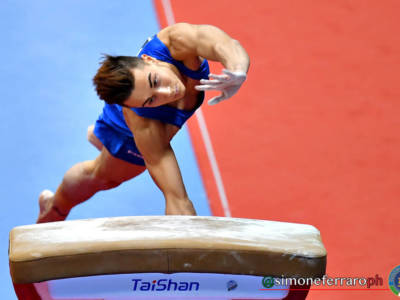 Ginnastica artistica, Mondiali 2021: Thomas Grasso stupendo 4° al volteggio! L'azzurro a un decimo dal bronzo, vince Yulo