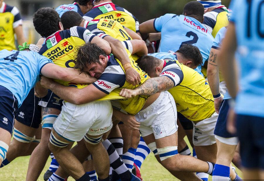 Rugby, Top 10: il Petrarca Padova non si ferma, Colorno sogna e Rovigo cade a sorpresa