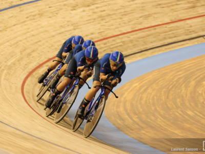 Ciclismo su pista, magiche azzurre! Gran Bretagna asfaltata, è finale per l'oro nell'inseguimento a squadre dei Mondiali!