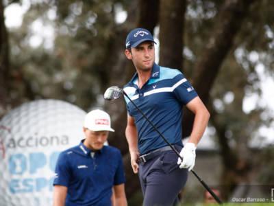 Golf: Paratore 10° a metà Andalucia Masters 2021, 4 azzurri passano il taglio. Comanda Romain Langasque, fuori Jon Rahm