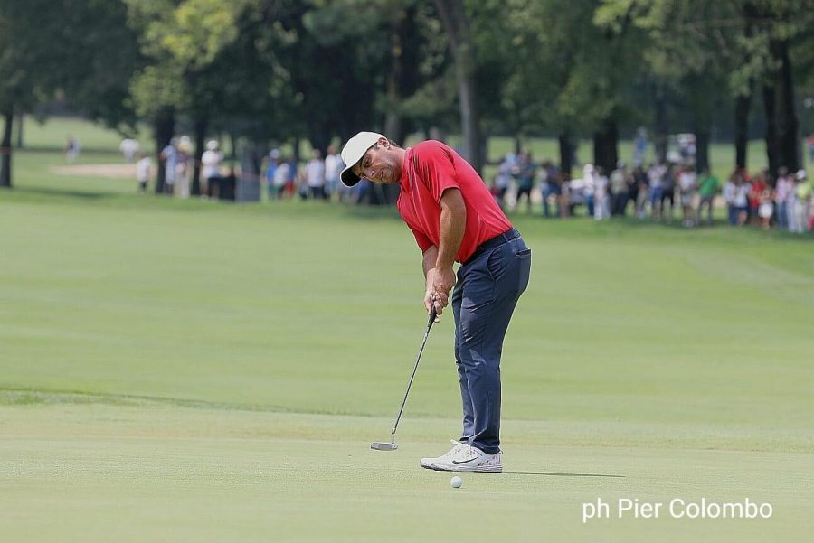 Golf: Open Italia, Molinari resta in alto