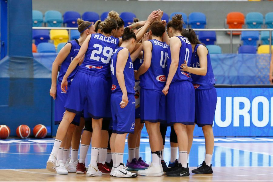 Calendario Italia Basket Europei.Basket Femminile Calendario Qualificazioni Europei 2019
