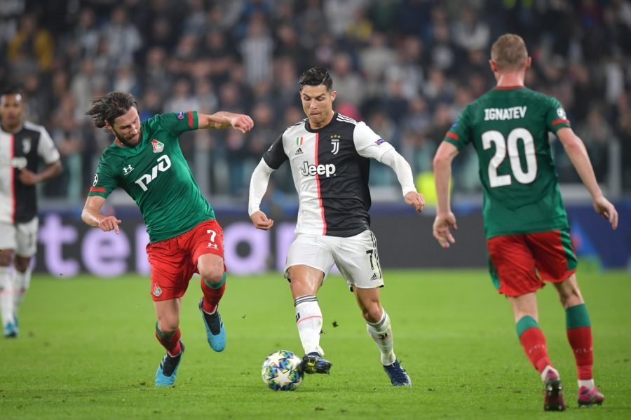 Champions League, Lokomotiv Mosca-Juventus 1-2: video gol highlights