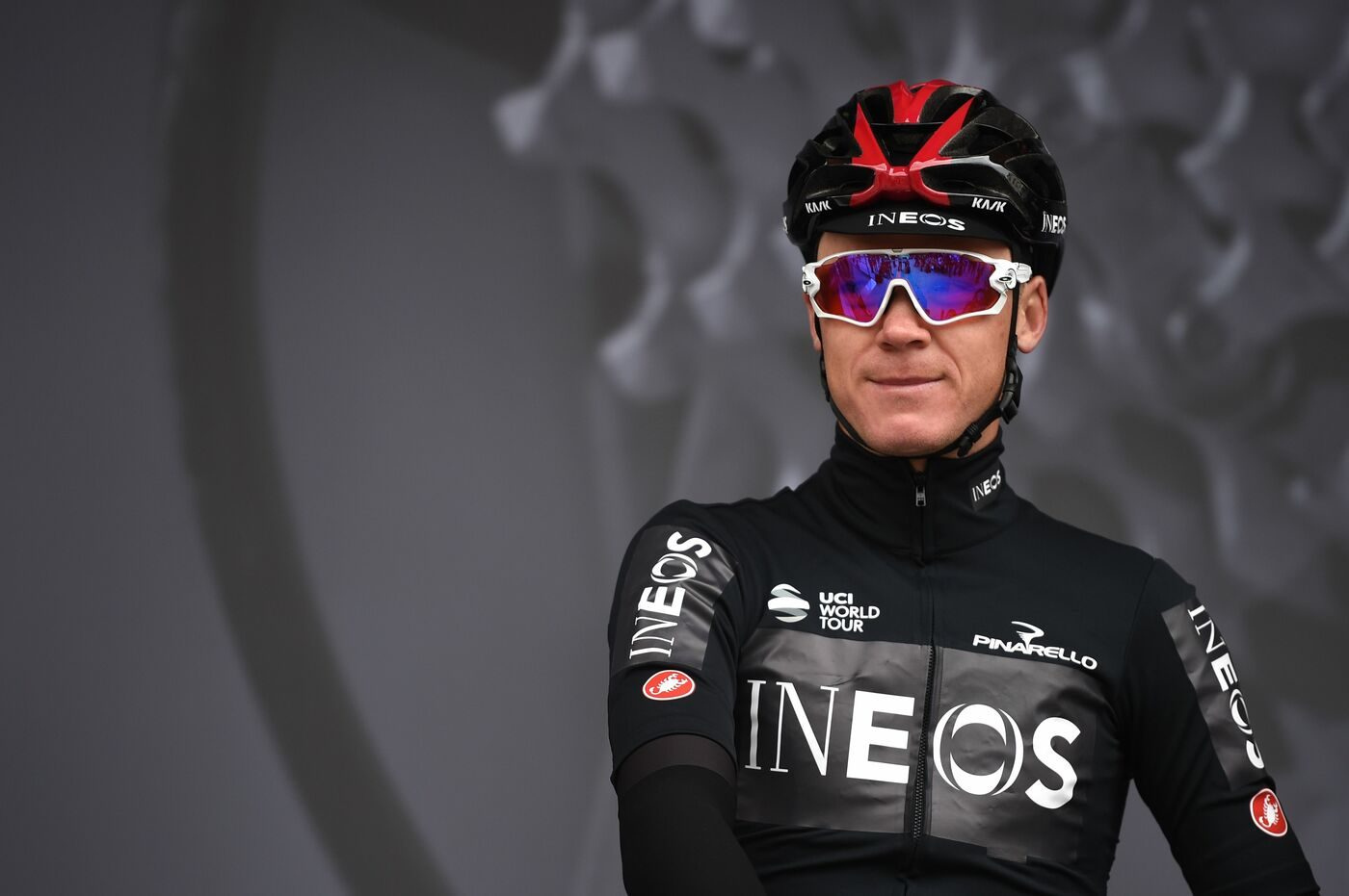 Chris Froome salta il Tour de France