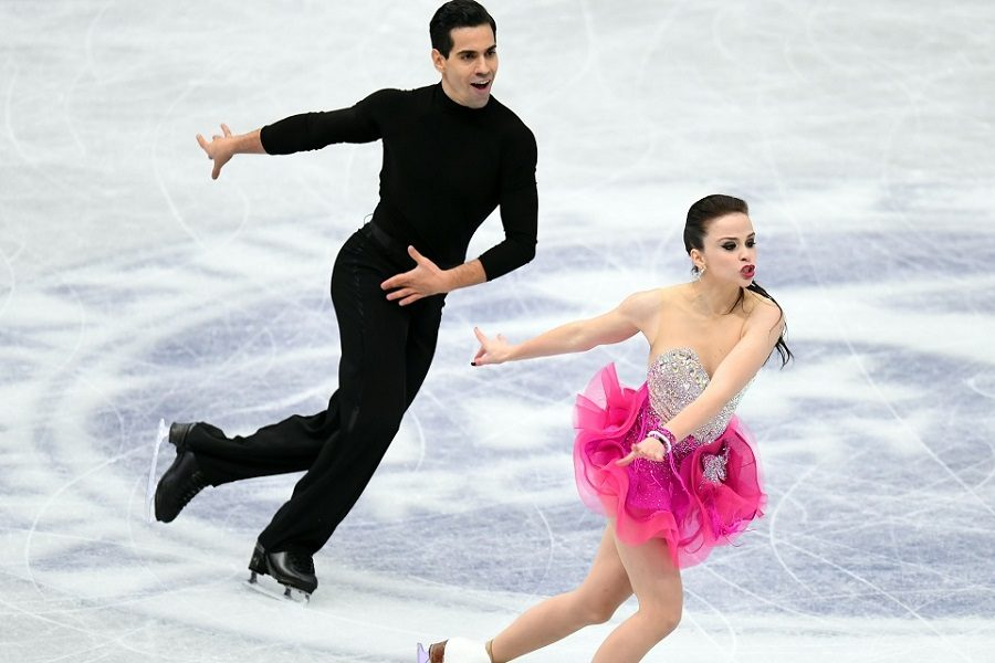 Carolina Kostner 5a classificata: