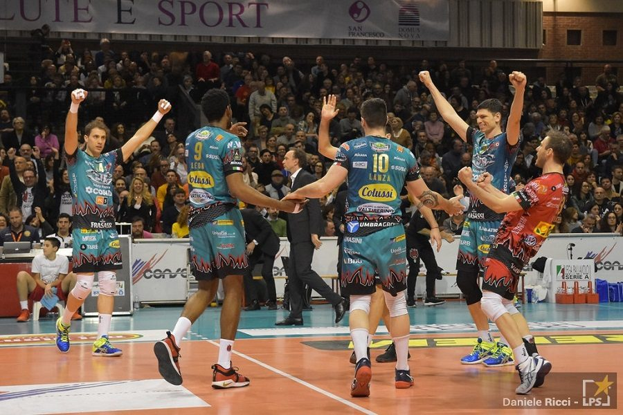 Lega Volley Calendario.Perugia Civitanova Finale Superlega Volley 2019 Le Date E