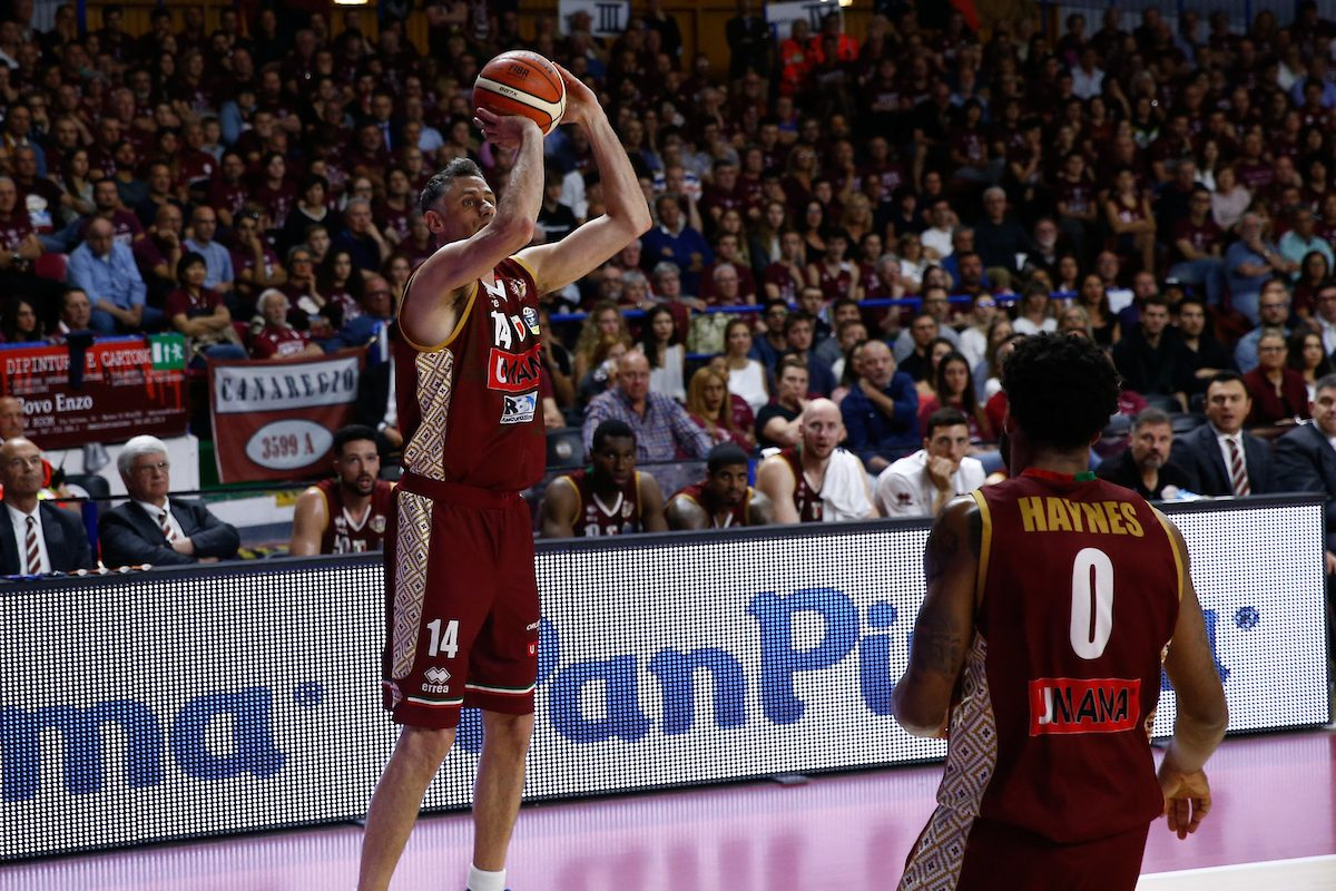 Basket| Riscatto Sidigas in gara 2: battuta Trento 80-59