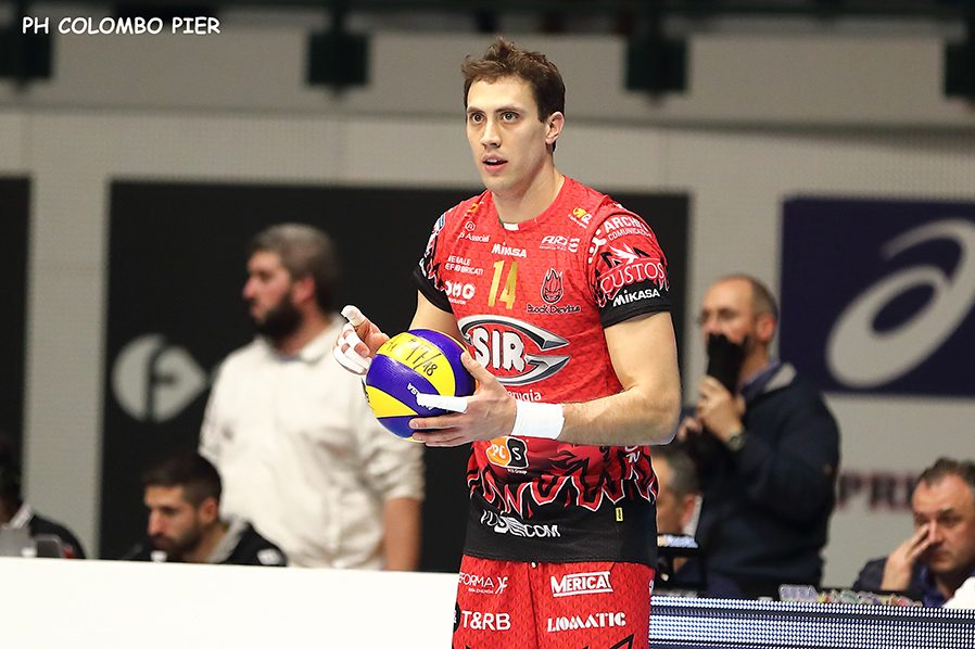 Sir Volley Perugia, cocente ko al debutto. Trento super e addio Supercoppa