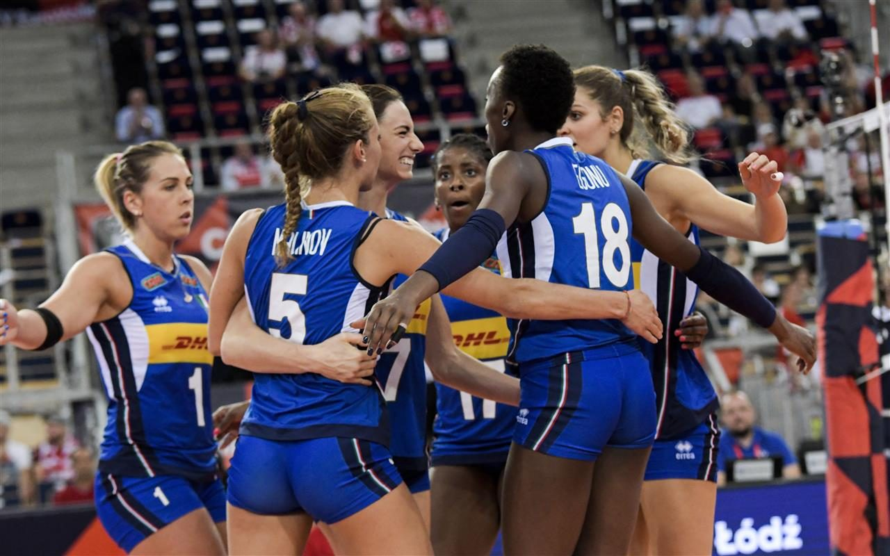 Calendario Nations League volley femminile 2021: date, programma