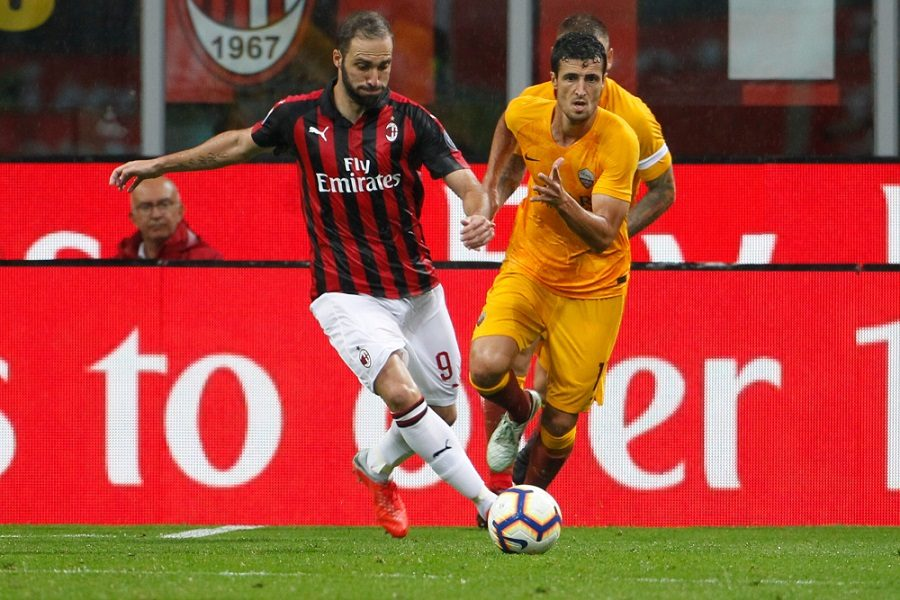 Image result for Higuain 2019