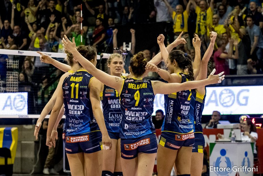 Calendario Volley A2.Calendario A1 Volley Femminile 2018 2019 Le Date E Il
