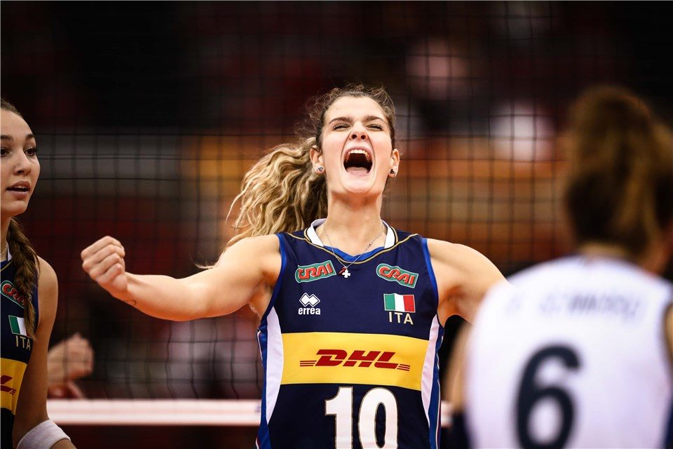 Calendario Vnl Maschile 2020.Volley Femminile Nations League 2019 Il Calendario Delle