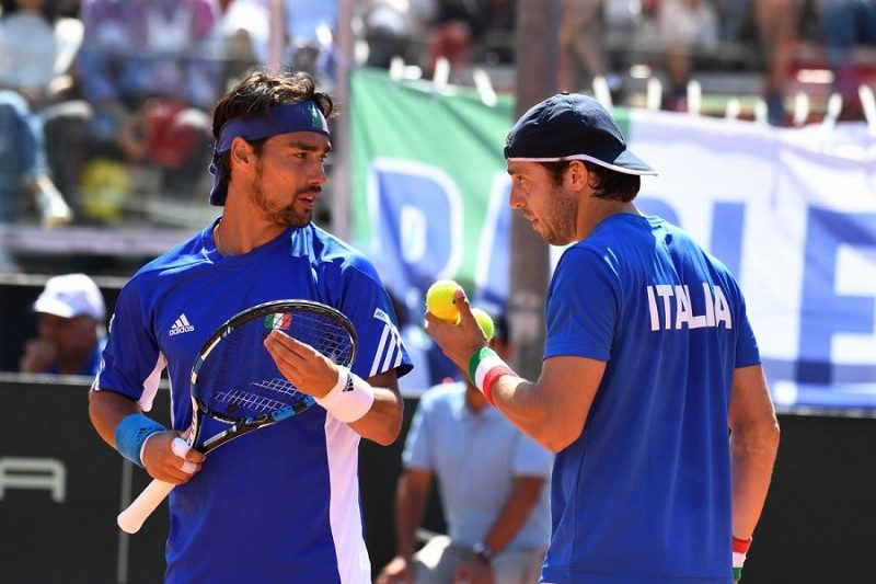 Tennis, ''Sydney International'': Lorenzi passa al secondo turno