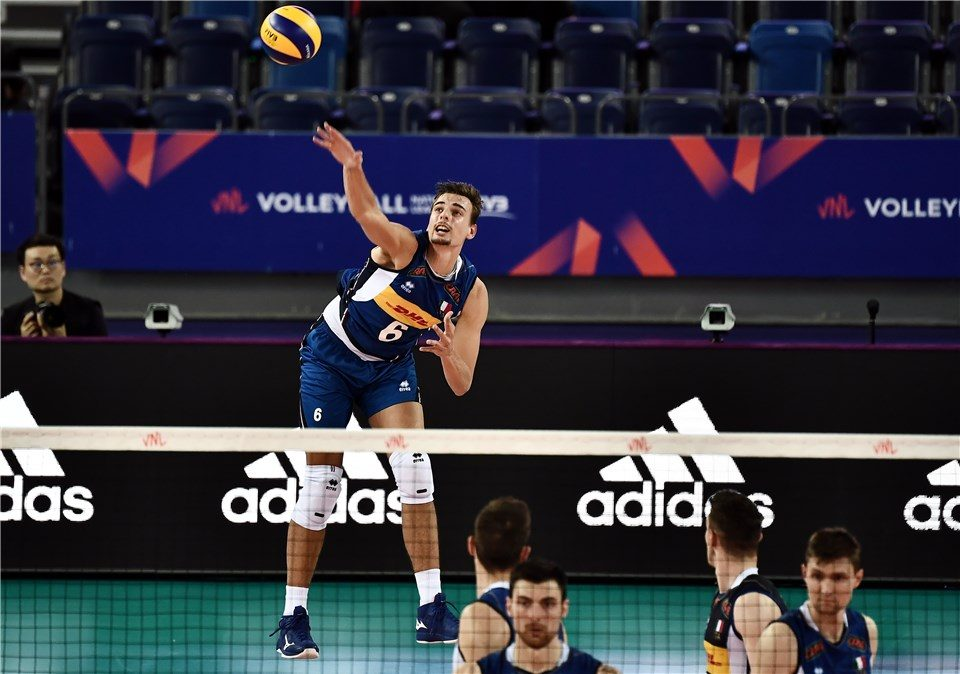 Calendario Vnl Maschile 2020.Volley Preolimpico 2019 Come Vedere Le Partite Dell Italia