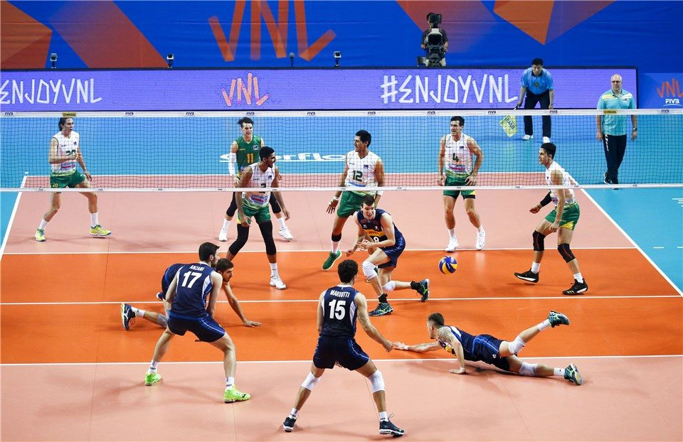 Mondiali volley 2018, Anzani: