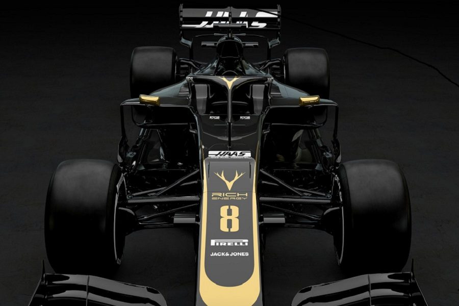 Formula 1: presentata la Rich Energy Haas VF-19 GUARDA