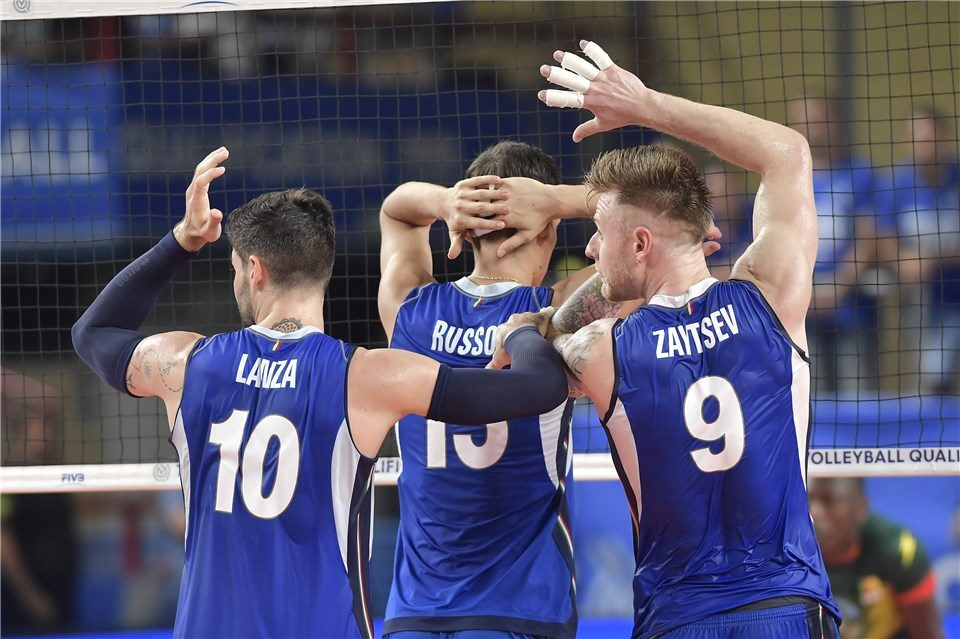 Mondiali Pallavolo Maschile 2020 Calendario.Volley Europei 2019 Maschili Calendario Date Programma